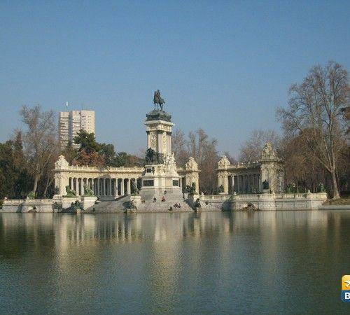 Parco Del Buen Retiro A Madrid Viaggi Parco