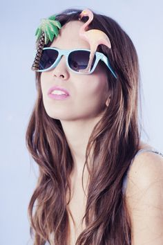 primark flamingo sunglasses - Google Search