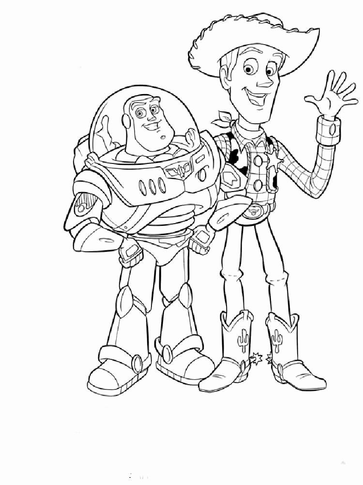 46++ Buzz toy story 3 coloring pages trends