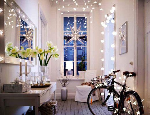Deko Flur weihnachtliche dekoration für flur c h r i s t m a s