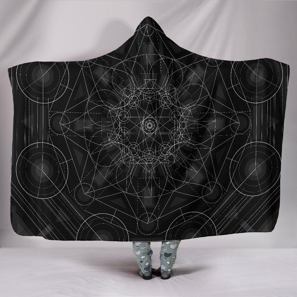 Photo of Beacon – Hooded Blanket – Beacon / Adult 80×60