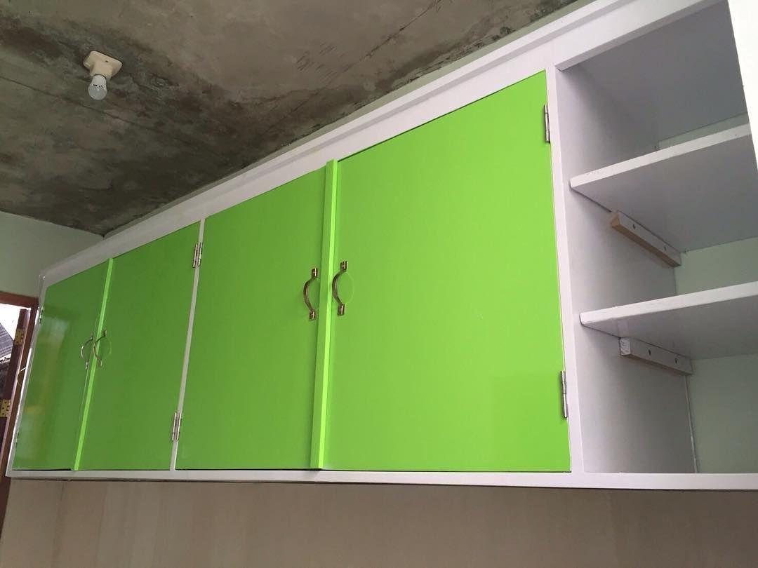 Kitchen Set Dari Bahan Baku Kayu Jati Alas Kualitas Nomor 1 Dengan