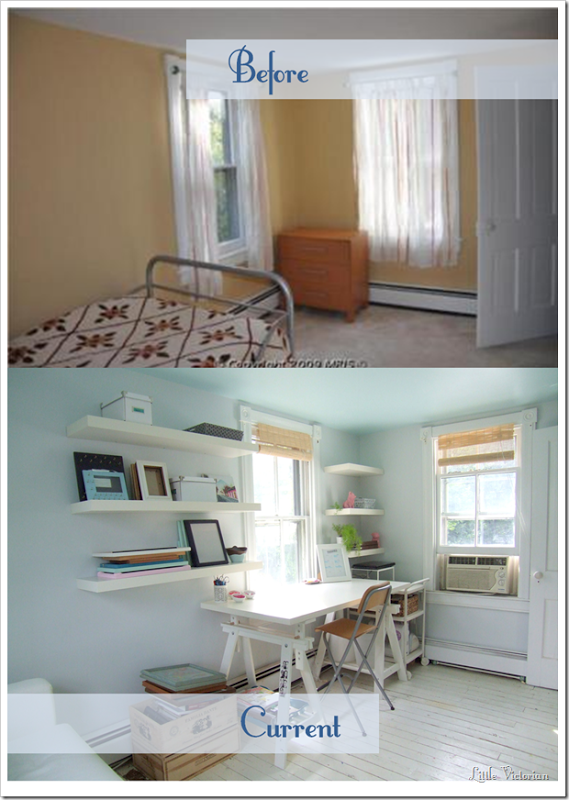 Best Our Small Office Guest Room Makeover Is Complete Almost 400 x 300
