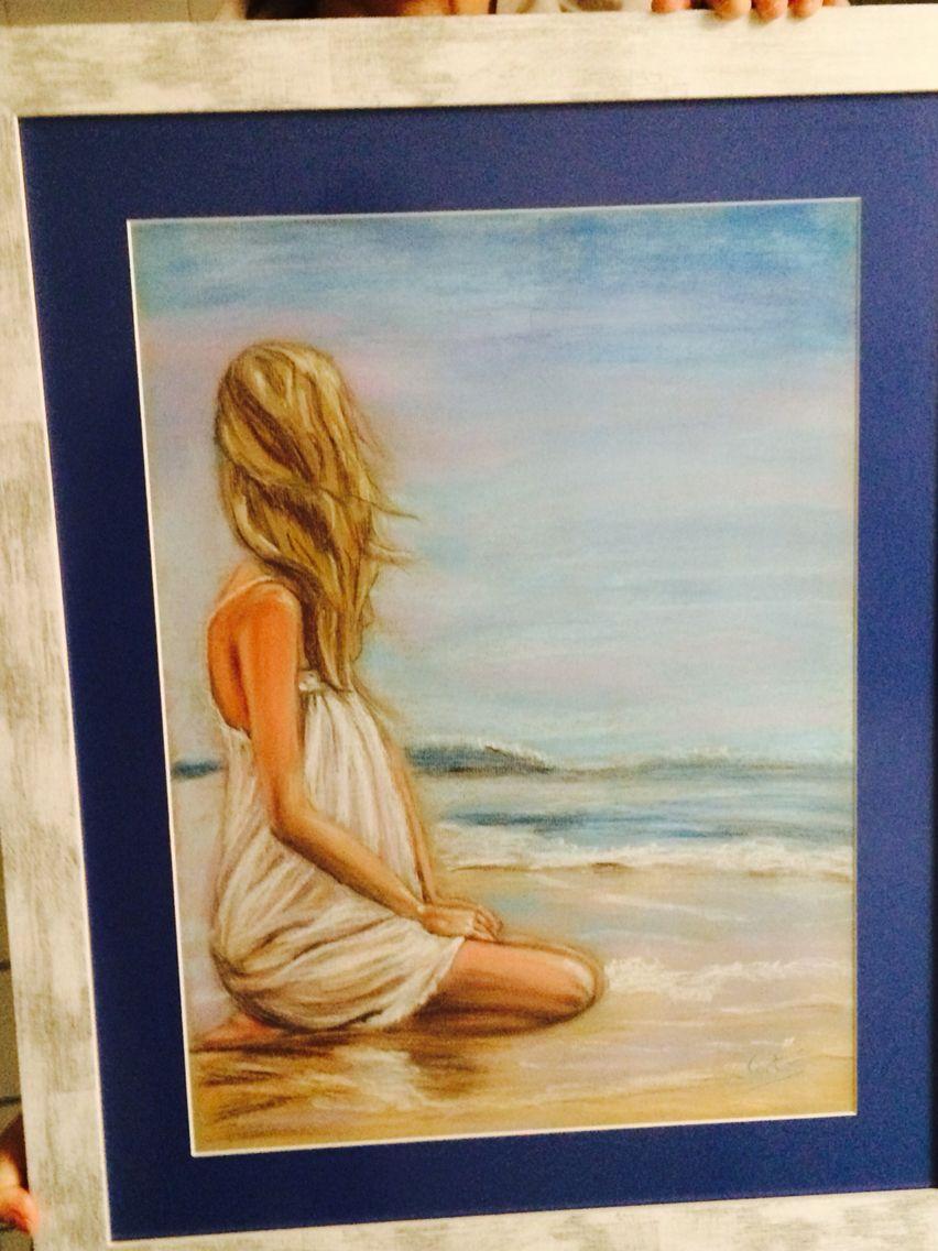 Chica de la playa