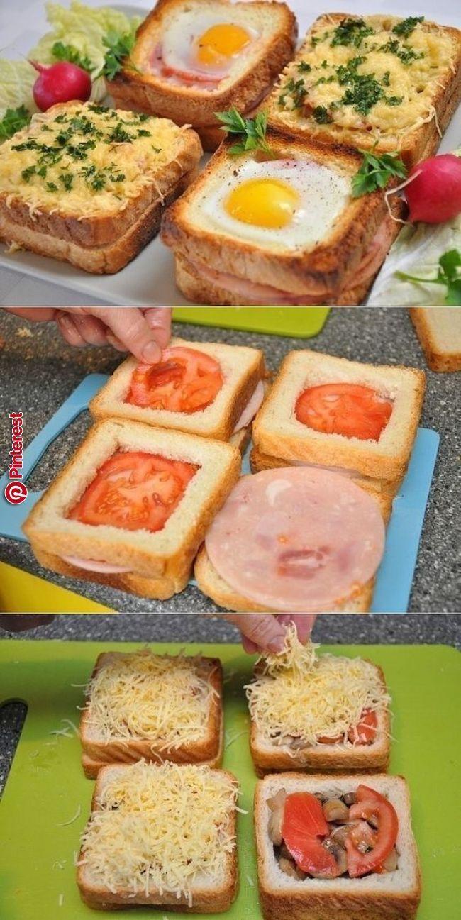 Photo of Ungewöhnliche und leckere Frühstücksbrötchen … – #Frühstücksbrötchen #L…
