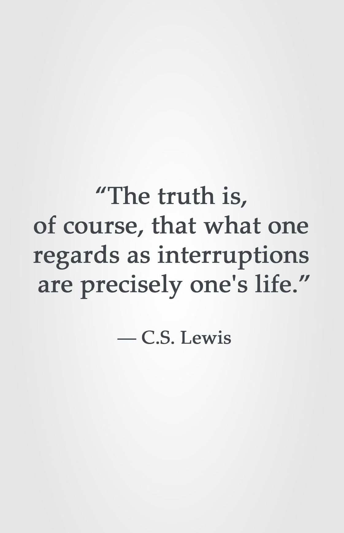 Image result for interruptions quotes