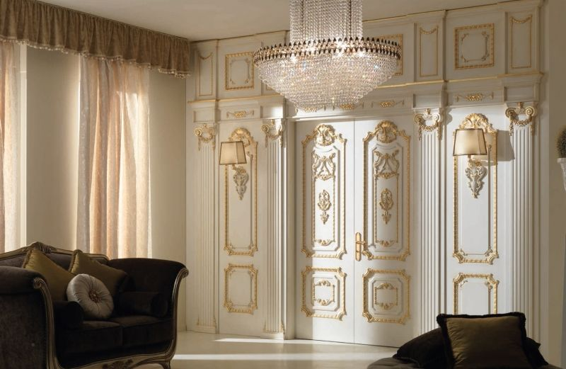 Palazzo Farnese©  Browse a wide selection of Classic Wood Interior Doors on New Design Porte including Italian Doors and Luxury Interior Doors in a ... & PALAZZO FARNESE 1022/QQ/INT Palazzo Farnese© Classic Wood Interior ...