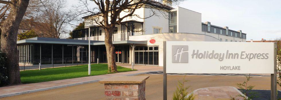 Come see us at the Holiday Inn Express Hoylake