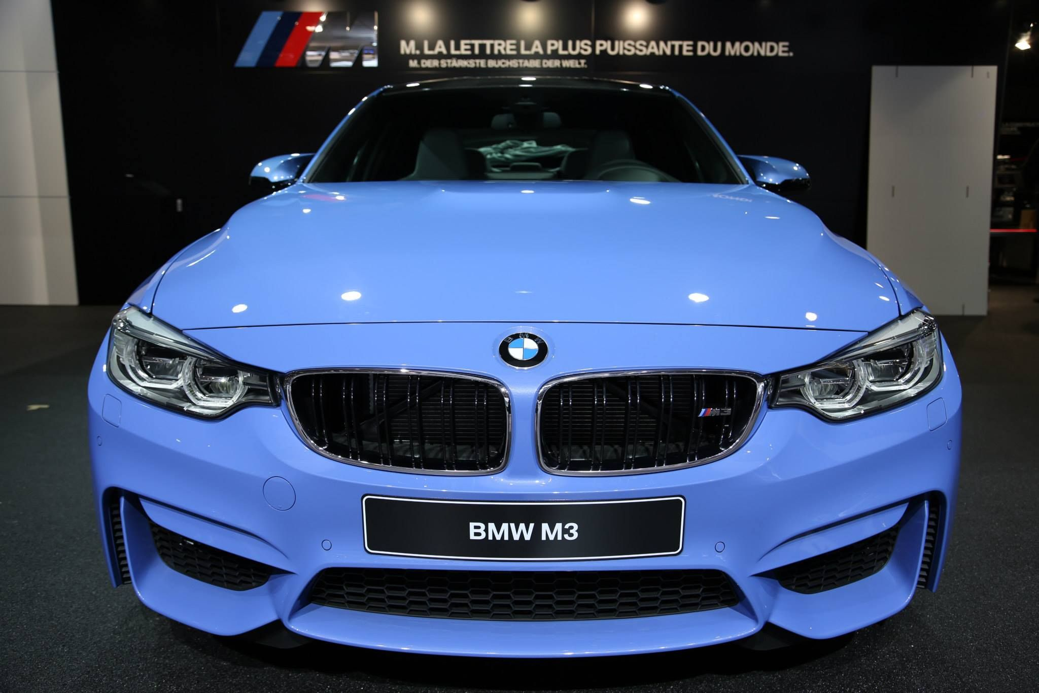 See This Is The Color I Want 3 Yas Marina Blue M4 Goals With