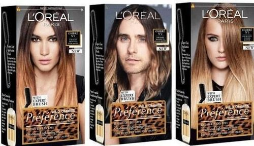 Jared For Loreal Llol Ombre Kit Diy Ombre Hair How To Lighten Hair
