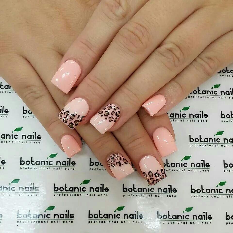 Wah Nails   Leopard print nails, Animal print nails, Hair