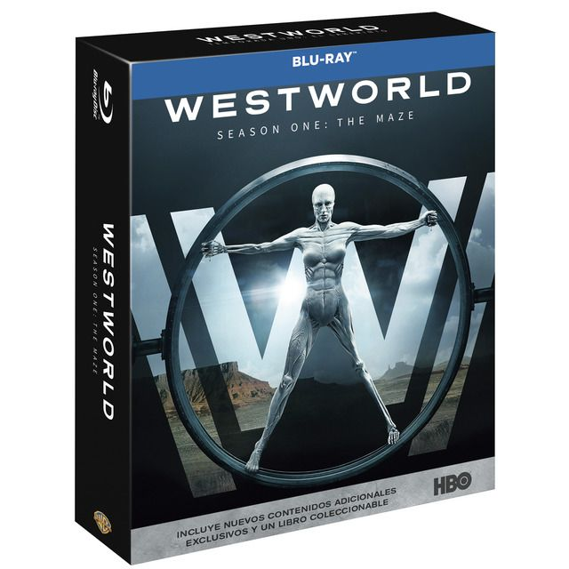 Warner - Westworld. 1ª temporada (Blu-Ray)