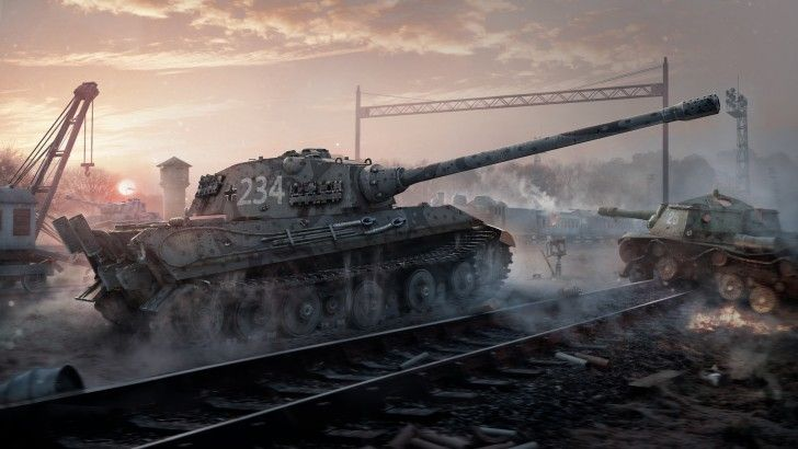 World Of Tanks E 75 4k Game High Resolution 3840x2160 Tank Wallpaper World Of Tanks World Of Tanks Game