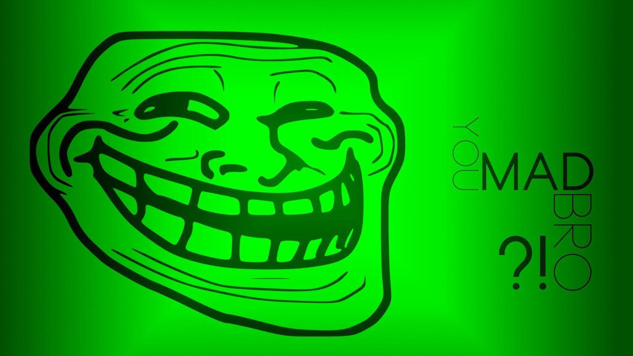 Troll Face Wallpaper Meme Wallpapers Dragon Ball Troll Face Top