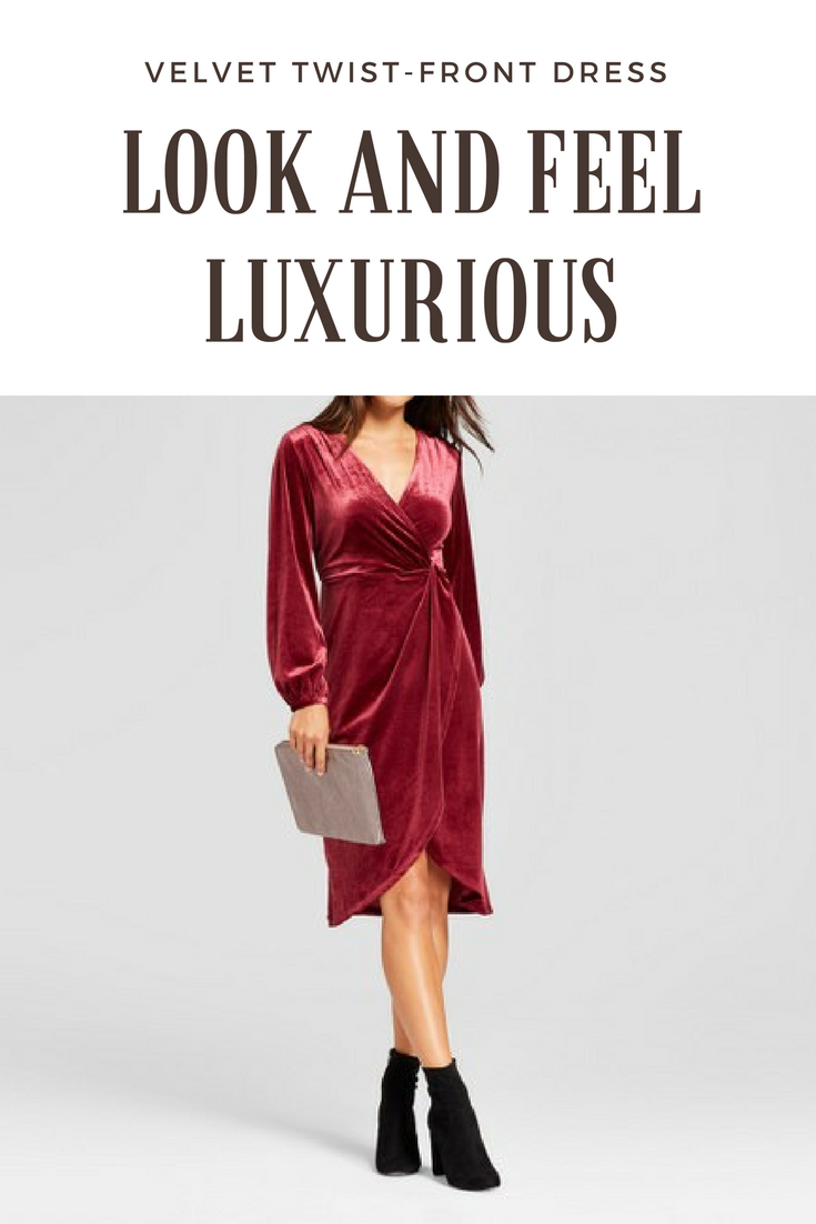 Wow at a holiday party or shine at a sweet date night! # ...