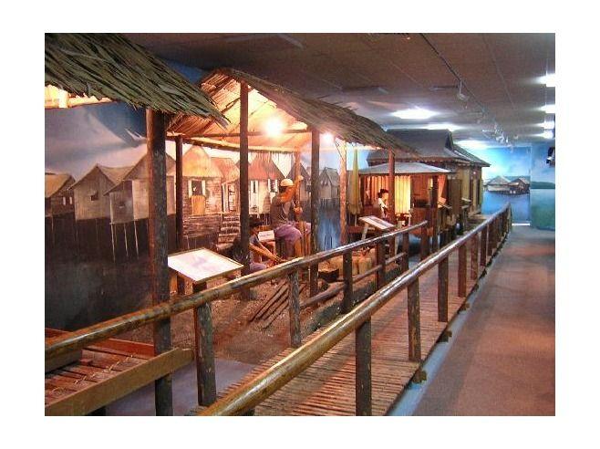 Malay Technology Museum Darussalam Brunei Travel Fun Best