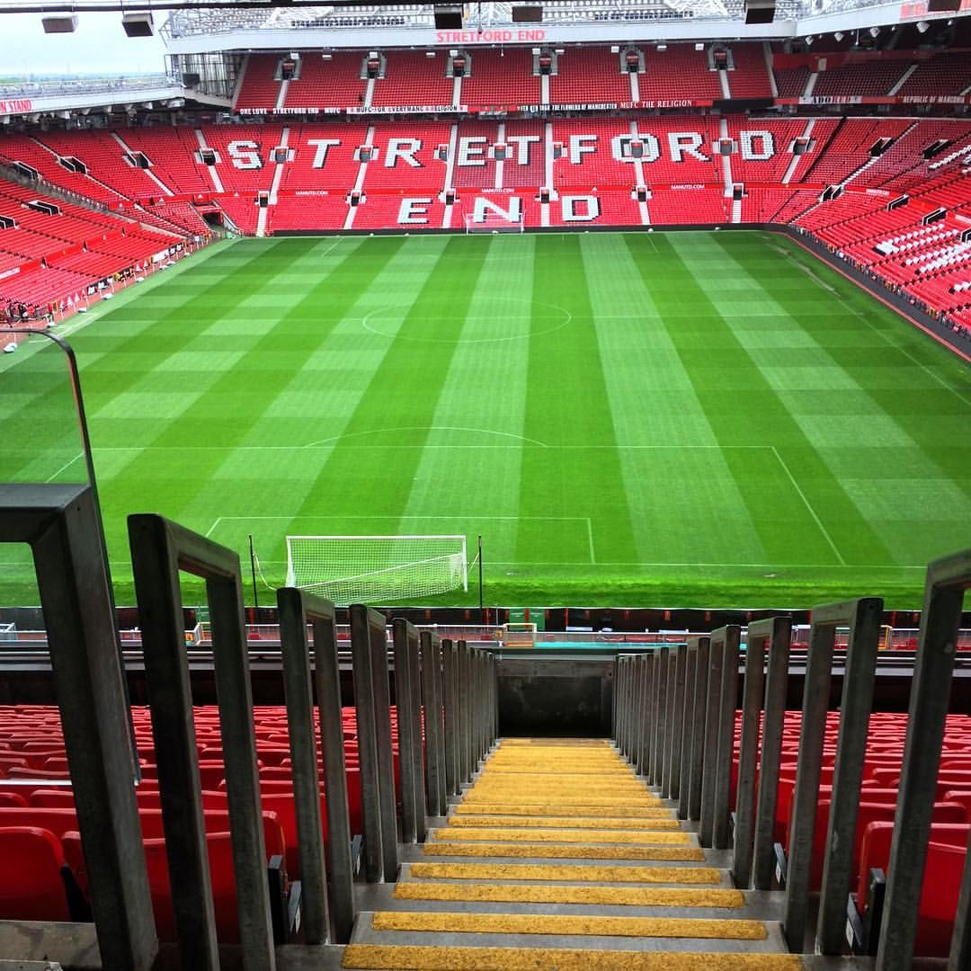 Manchester United Football Club Stadium Tour For Two Adults In 2020 Manchester United Football Club Manchester United Gifts Manchester United