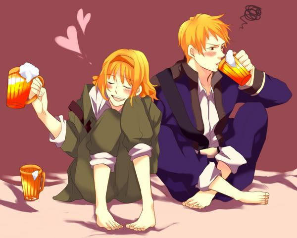 Hetalia Germany and Belgium! So cute! | Hetalia | Hetalia, Hetalia
