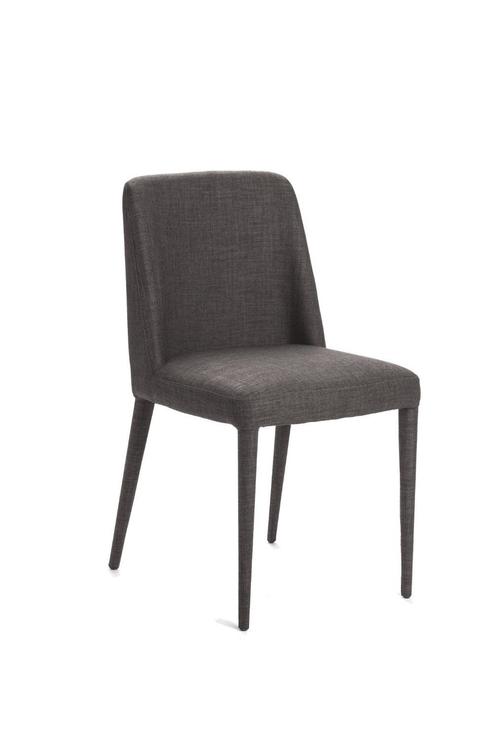 Amazon Com Mod Home Collection Lorc Dining Chair Gray Modern