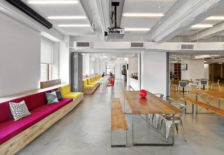 Workspace The Office Interiors Of 10 Of The Largest International