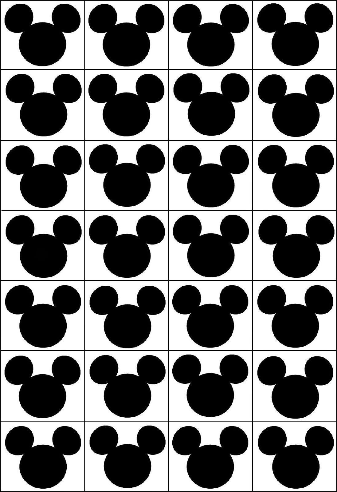 Bingo de Personajes Disney, para Imprimir Gratis. | Escolar ...