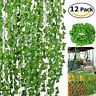 Details about 12 X 2M Artificial Ivy Vine Fake Foliage Flower Hanging Leaf Garland Plant Party #leafgarland