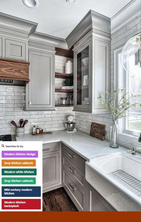Modern Kitchen Cabinet Doors Only #cabinets and ...