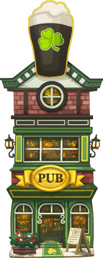 Business Irish Pub Level 3