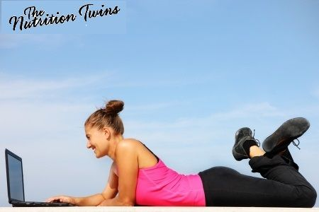 You can GET INTO THOSE SKINNY Jeans! | Ways to make technology work for your waistline |  NutritionTwins.com