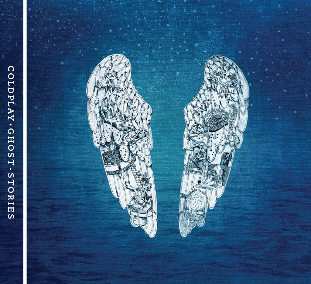 Coldplay, Ghost Stories (2014)