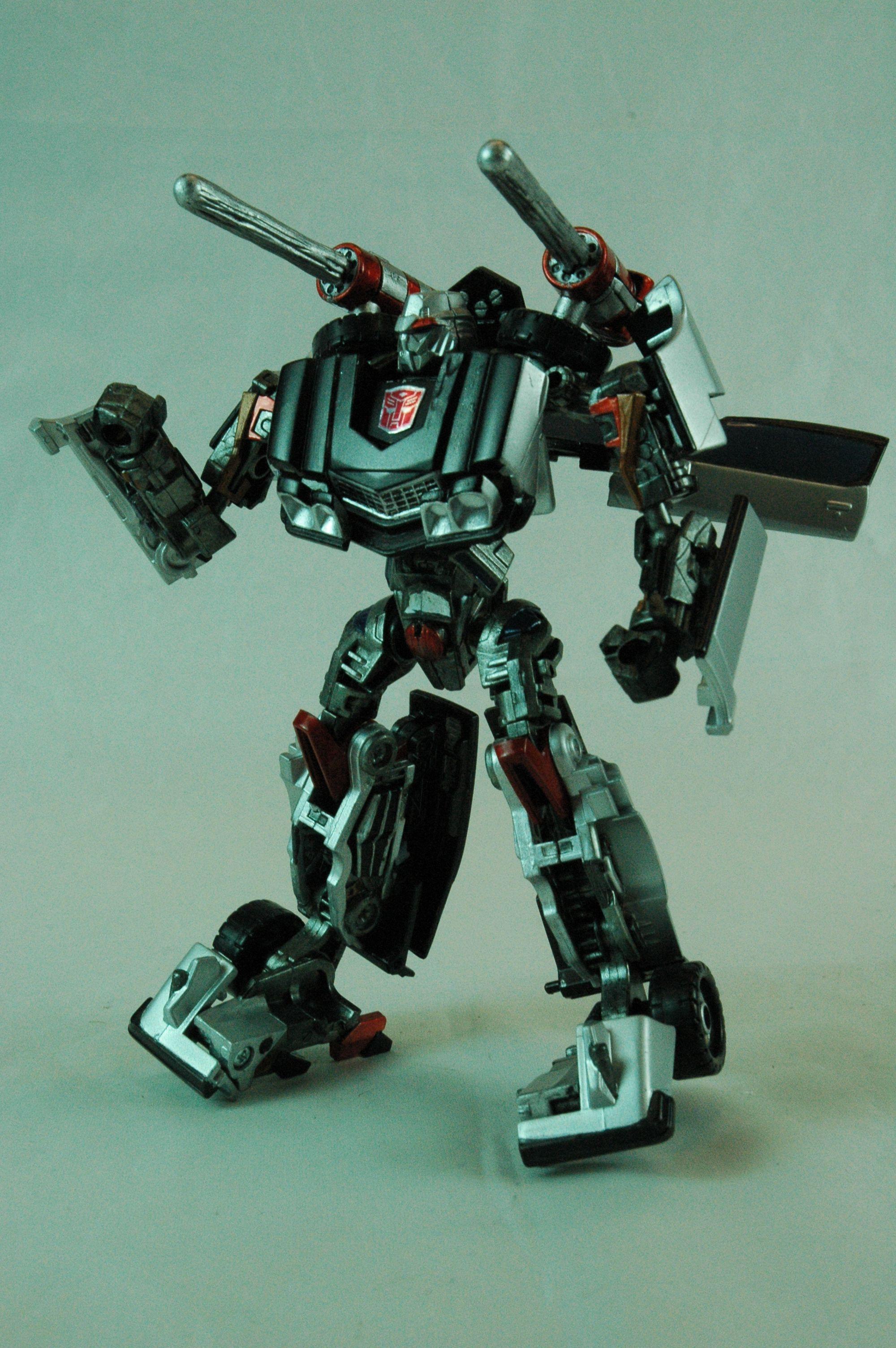 Bayformers bluestreak custom action figures action
