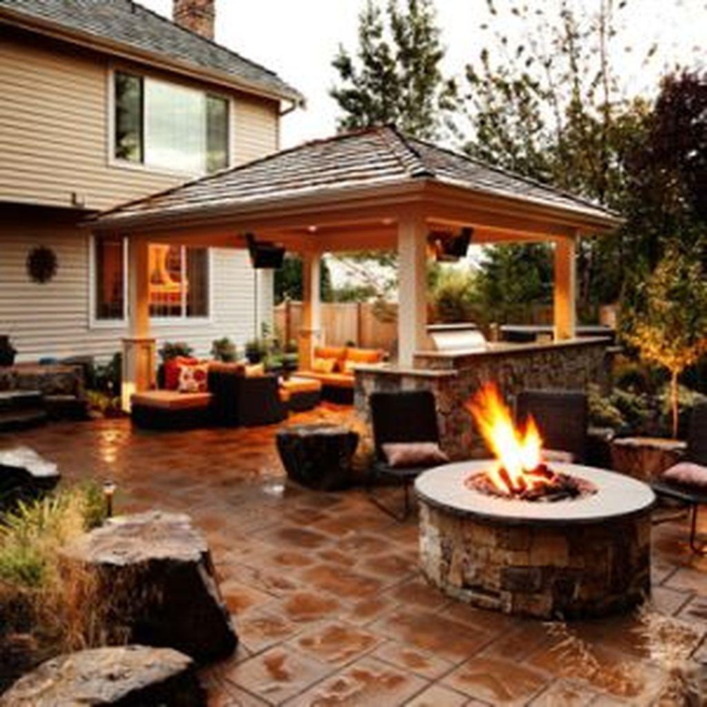 34 Inspiring Backyard Patio Remodel Ideas | Patio ... on Backyard Redesign Ideas id=51702