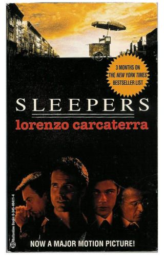Sleepers Lorenzo Carcaterra Book Worth Reading Worth Reading Books