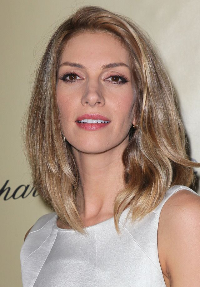 Why The Perfect Versatile Haircut Is Shoulder Length Thicker Hair