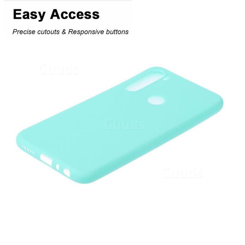 Candy Soft Tpu Back Cover For Mi Xiaomi Redmi Note 8 Green Xiaomi Redmi Note 8 Cases Guuds Iphone Phone Cases Case Xiaomi