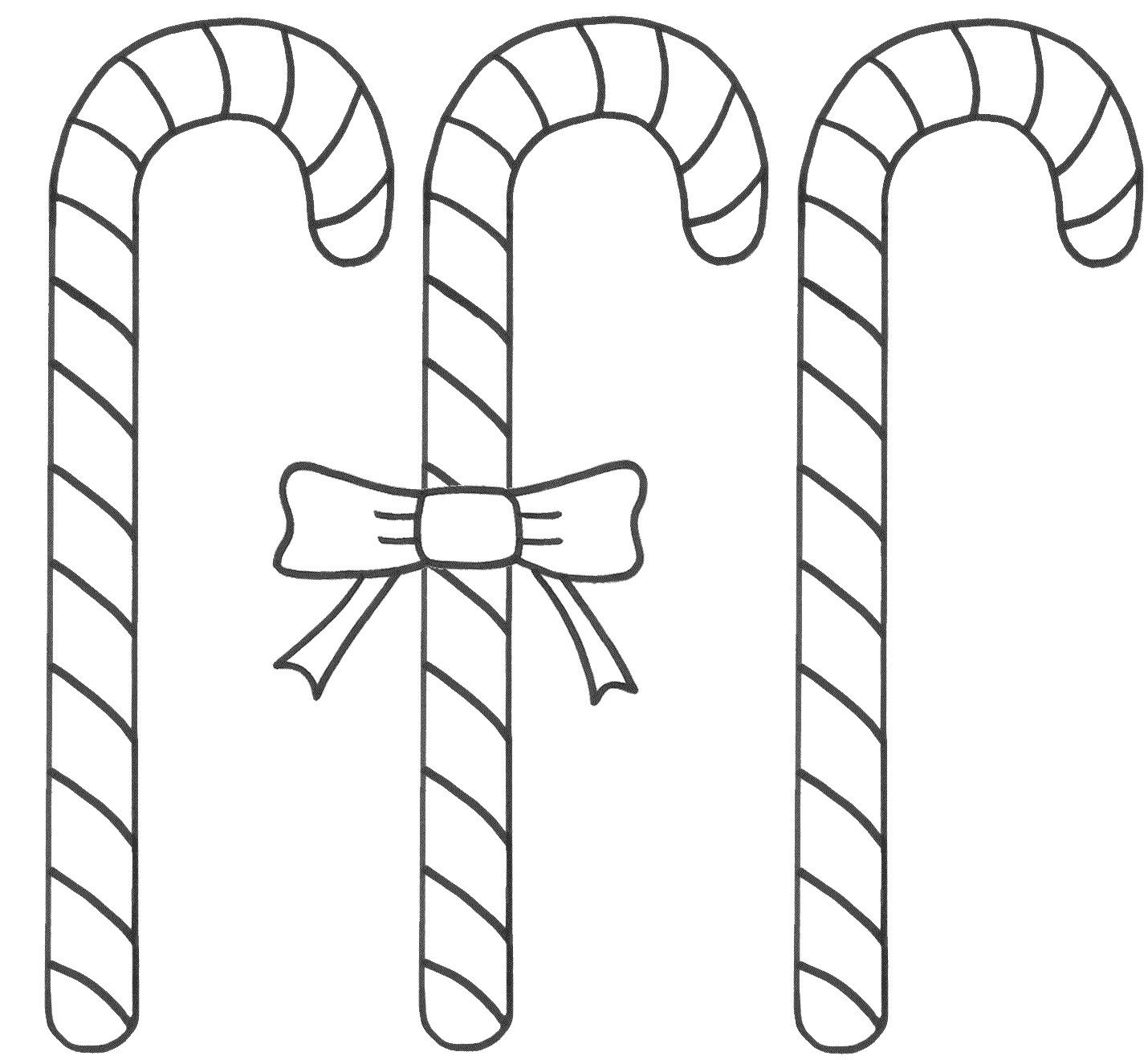 Clip Art Coloring Pages Of Candy Canes candy cane coloring pages eassume com eassume