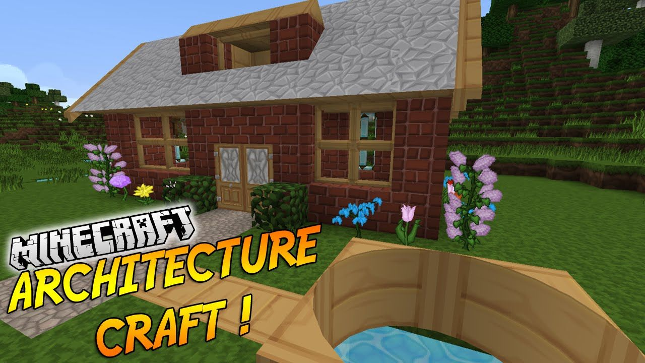 ArchitectureCraft Mod 1.10.2/1.7.10 Download Minecraft mods