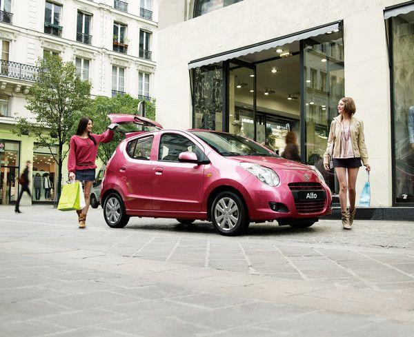 Suzuki New Zealand Suzuki Alto Swift Shine In Low Running Cost