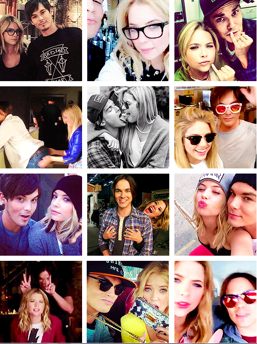 are tyler and ashley still dating Tyler blackburn it looks like tyler is single these days if you didn't know that he and ashley were just work friends, you could almost imagine them as a couple — his instagram is basically a.