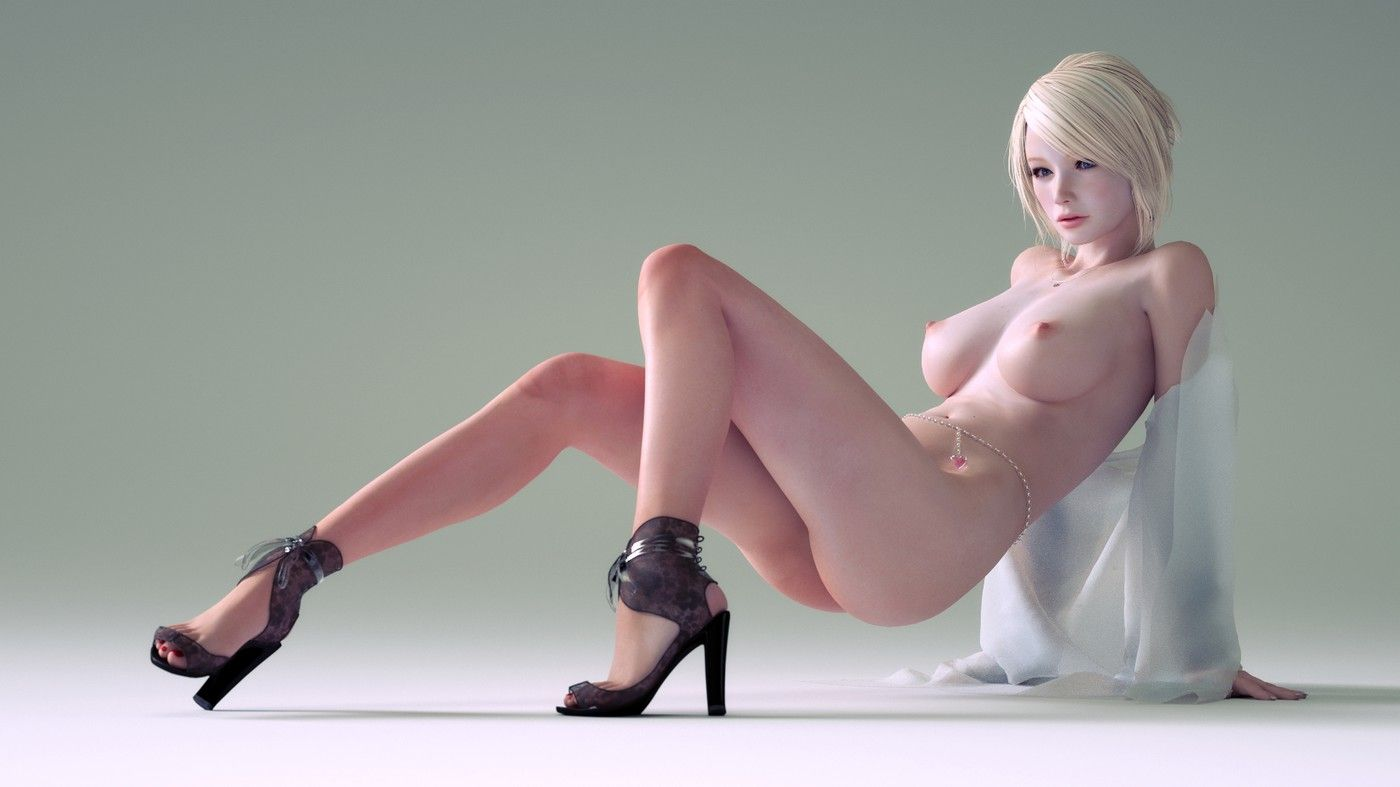 Sexy nude female 3d hd wallpaper nudes clip