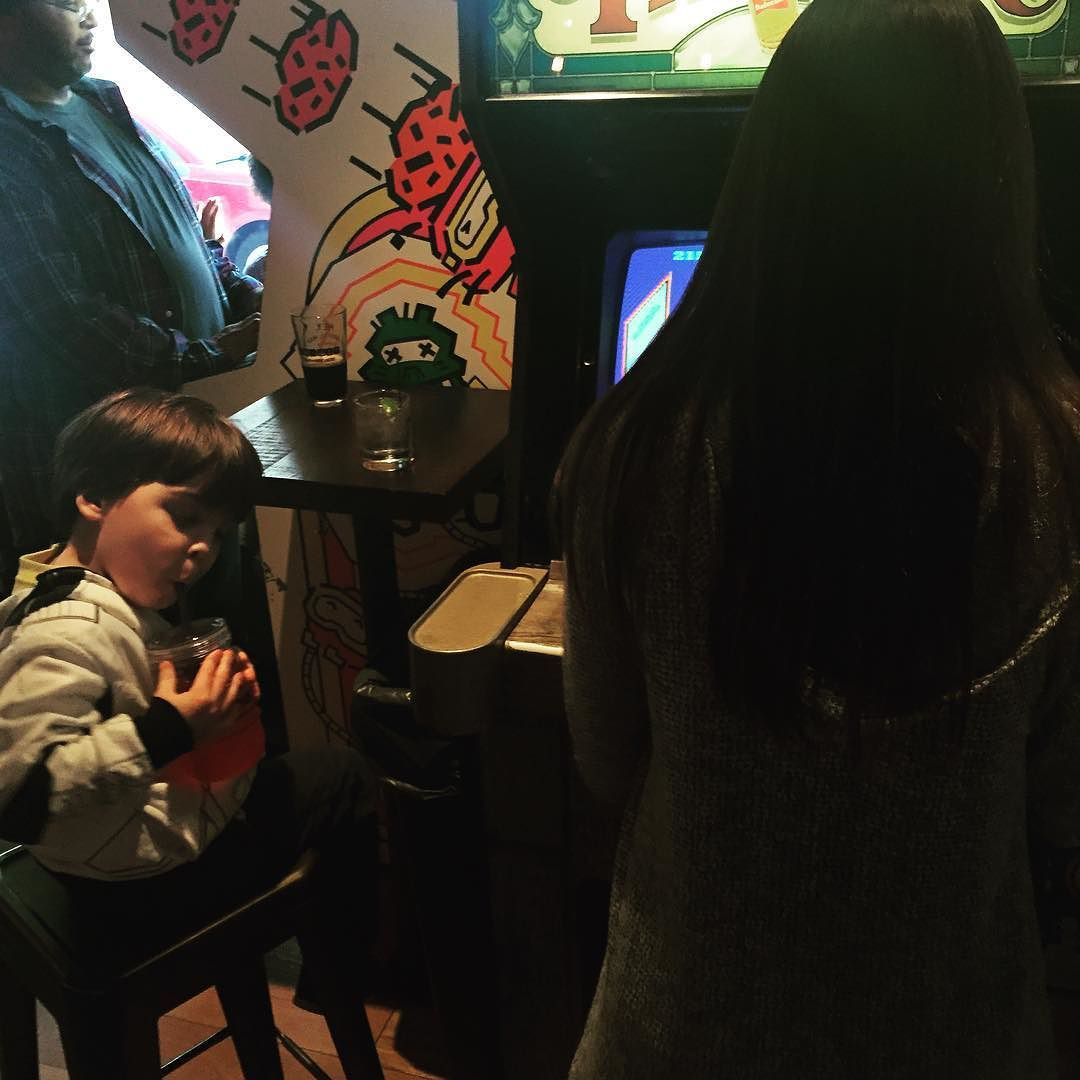 On instagram by pikedeuce2 #arcade #microhobbit (o) http://ift.tt ...