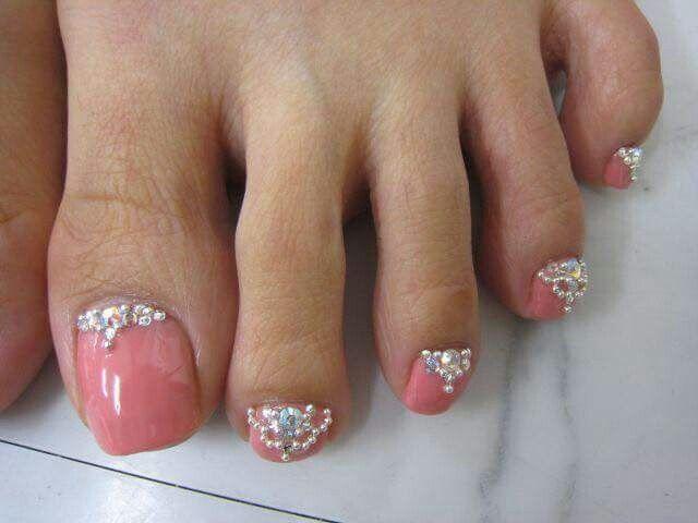 Pin By Katia Magallanes On Nails Feet Pinterest Pedicures