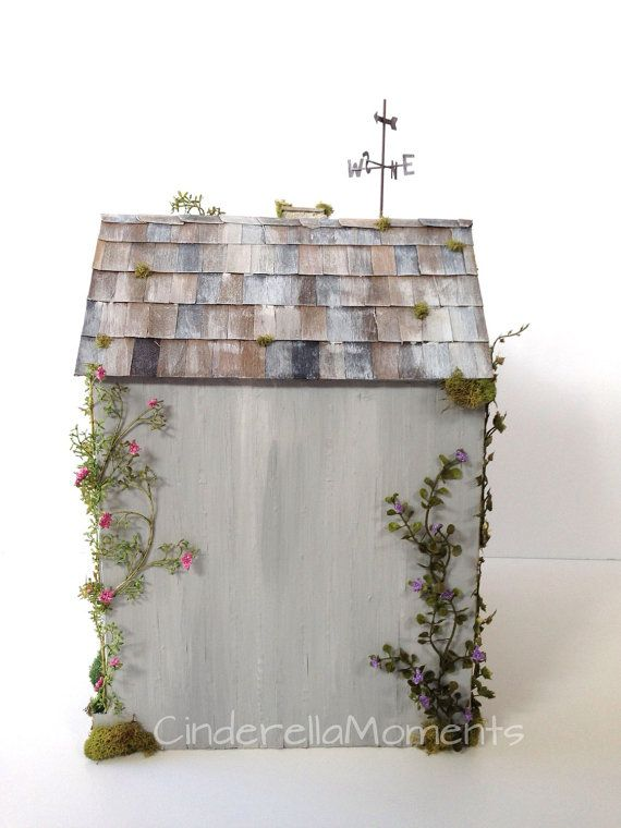 La Belle Maison Custom Dollhouse by cinderellamoments on Etsy