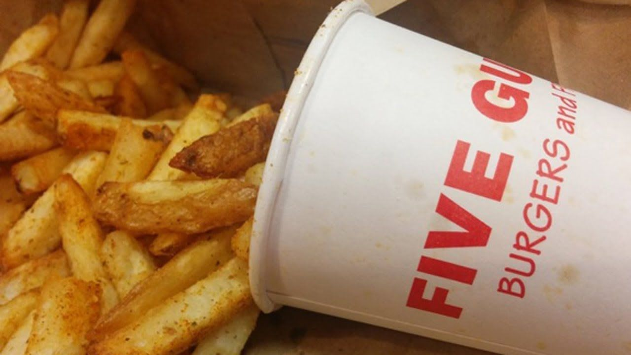 What You Need To Know Before Eating At Five Guys Peanut