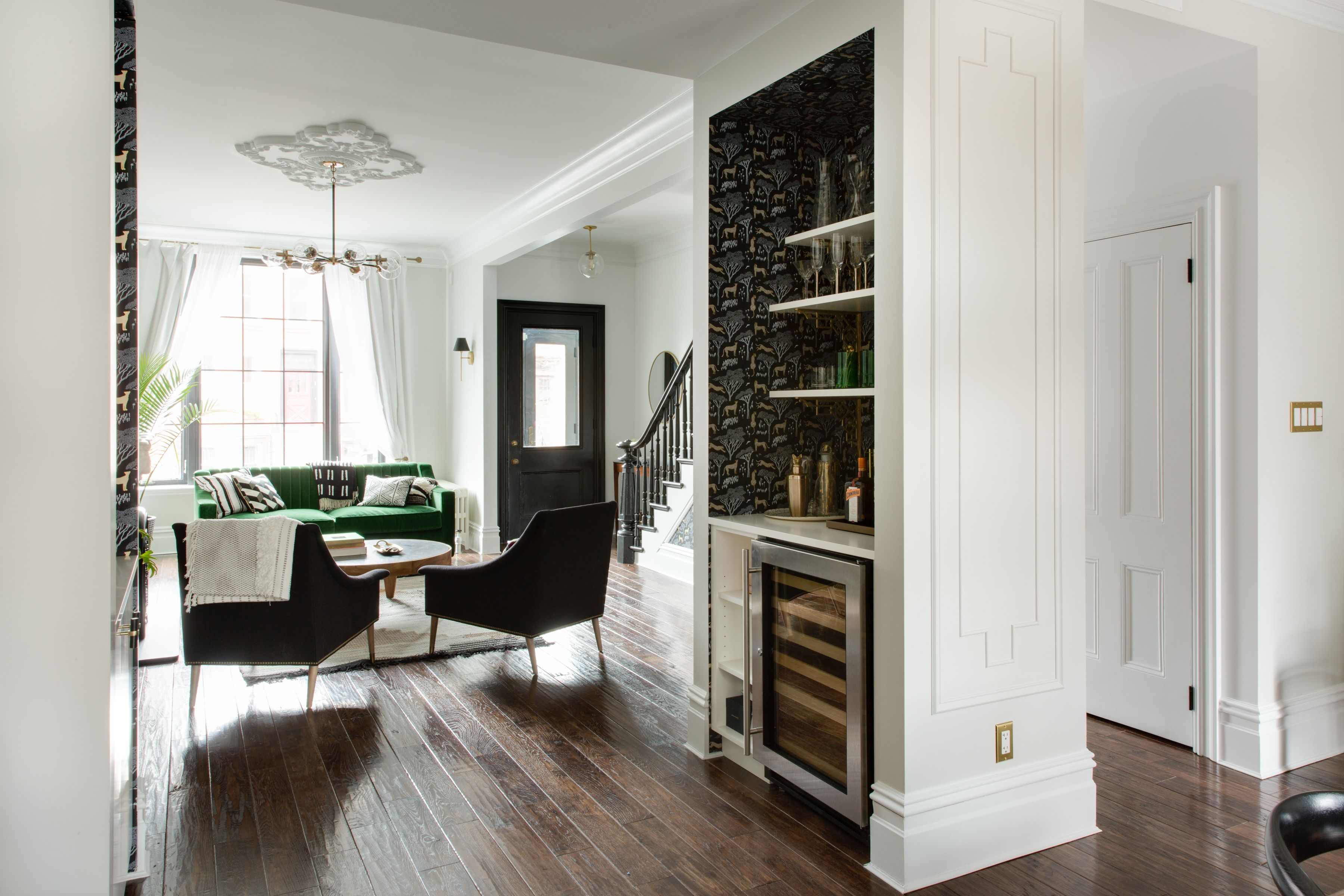 This Brooklyn Brownstone's Bold Remodel Is Extraordinary ...