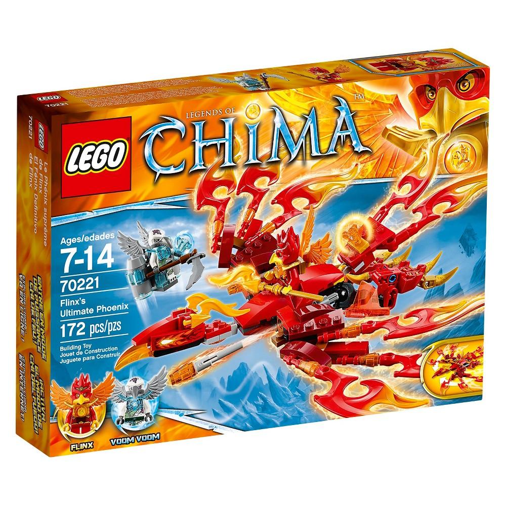 LEGO Legends of Chima Flinx's Ultimate Phoenix 70221 | Lego