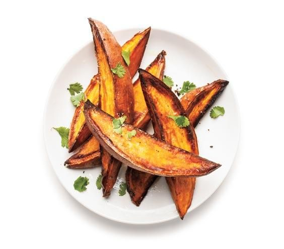 Simple Roasted Sweet Potatoes: 10 Easy Holiday Side Dishes