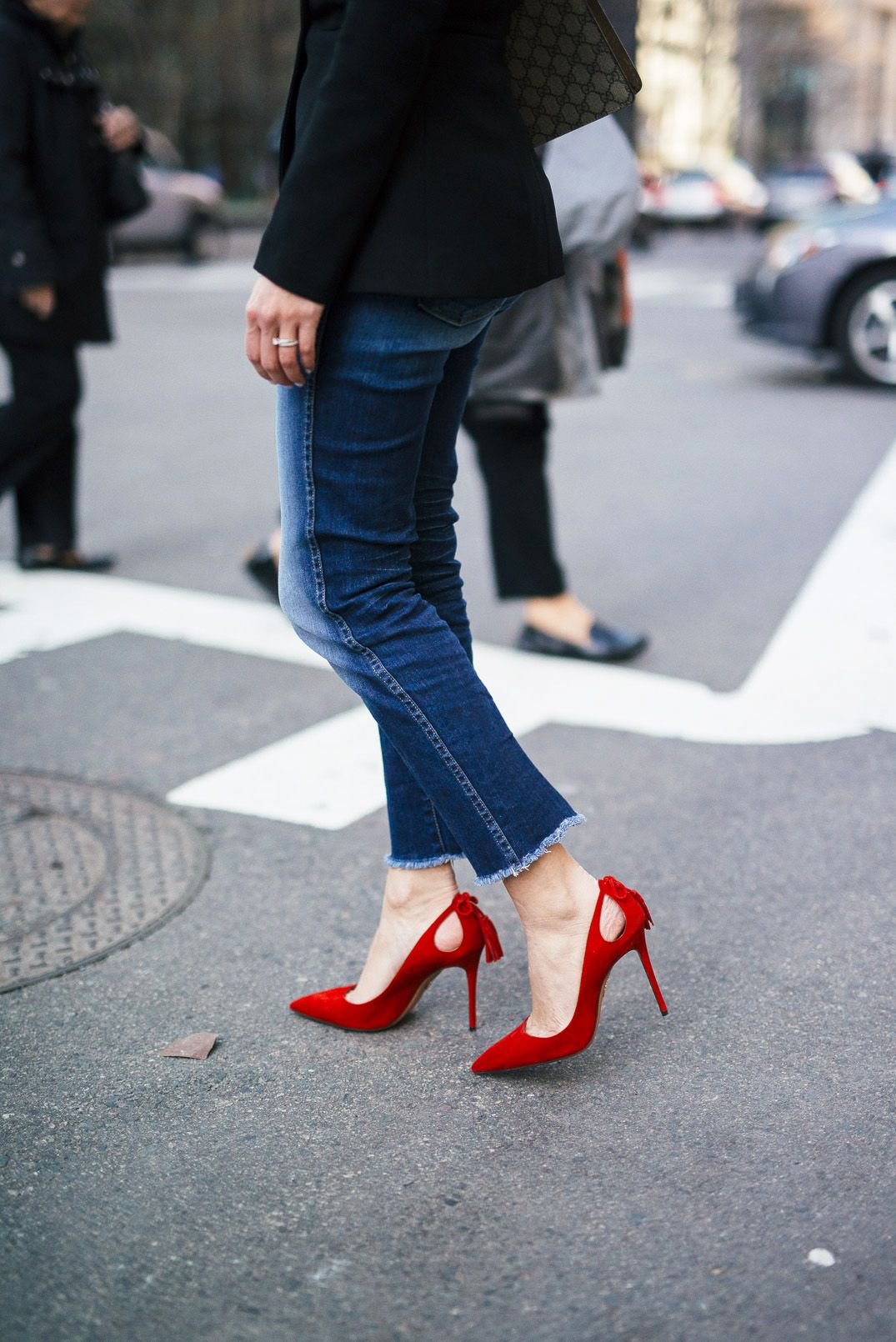 Forever Marilyn pumps - Red Aquazzura AFX6S