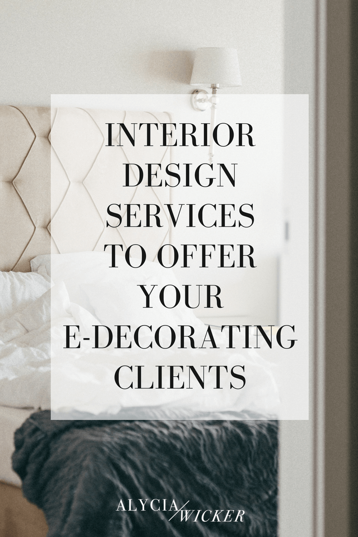 Interior design services to offer your  decorating clients  alycia wicker business coach for creative entrepreneurs also  rh pinterest