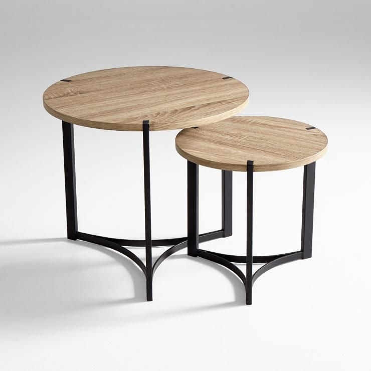 Tri Nesting Tablesdefault Title In 2020 Table Nesting Tables Decor